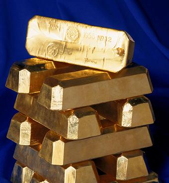 山吹色に輝くゴールドが人々の心を駆り立てていった。