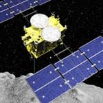 Japan Asteroid Probe